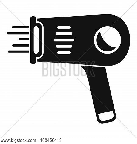 Laser Hair Removal Pistol Icon. Simple Illustration Of Laser Hair Removal Pistol Vector Icon For Web