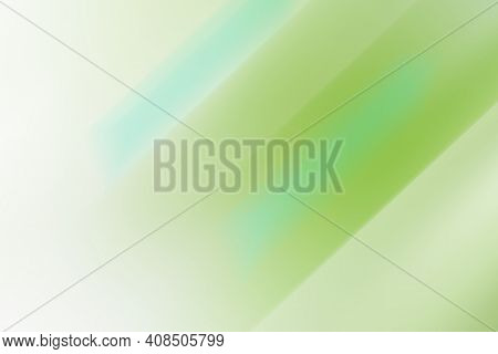 Abstract Colorful Background With Lines. Abstract Green And Blue Background. Blurry Illustration Bac