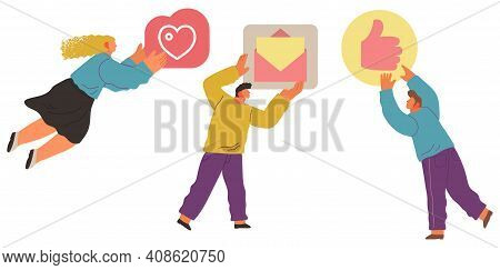 Teamwork, Workforce Staff Infographic Concept. Conceptual Illustration Of Business Patnership, Group