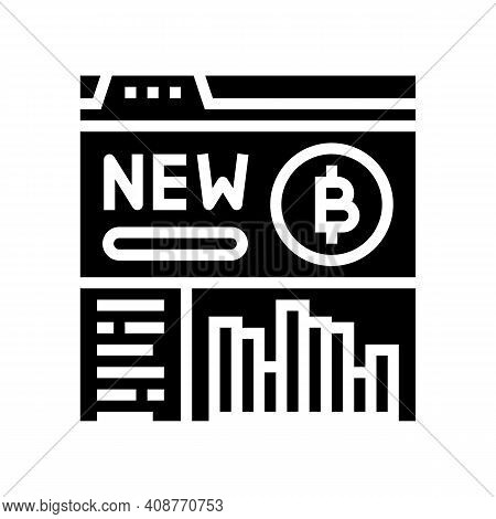 Platform Ico Glyph Icon Vector. Platform Ico Sign. Isolated Contour Symbol Black Illustration