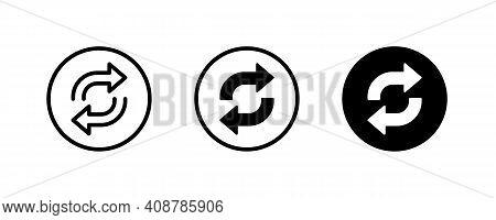 Double Reverse Arrow, Replace Icon, Exchange, Cashback Refund Money, Convert Icon, Trade, Return Ico