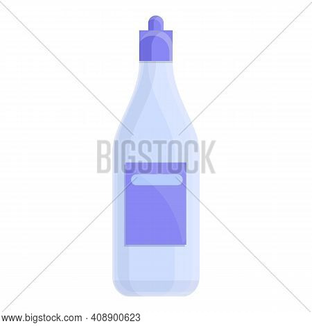 Cleaning Agent Icon. Cartoon Of Cleaning Agent Vector Icon For Web Design Isolated On White Backgrou