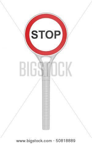 Plastic Stop Sign