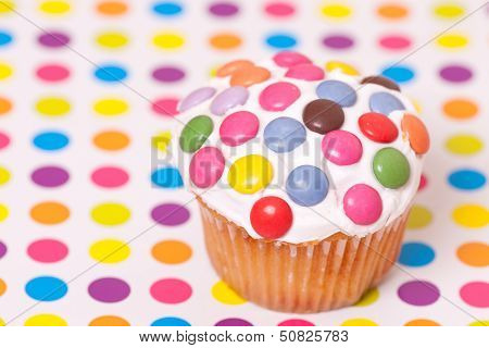 Decotared Cup Cake