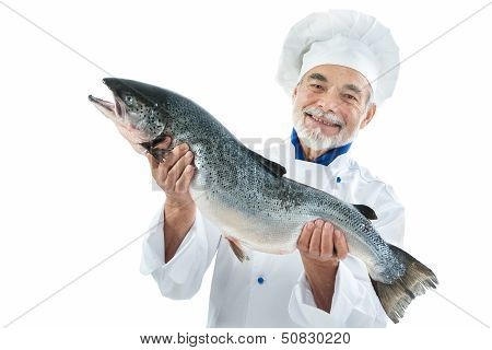 Cook With A Big Fish