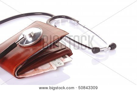 Financial Health Concept