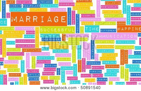 Marriage Advice and Tips of a Successful One poster