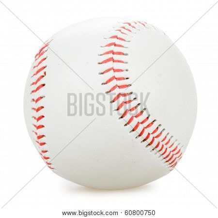 Baseball Isolated