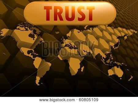 Trust World Map