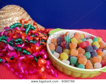 Bowl Of Gumdrops