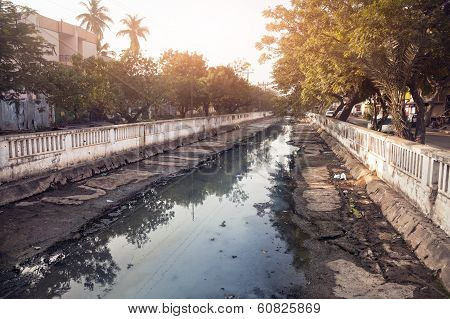 Canal In India