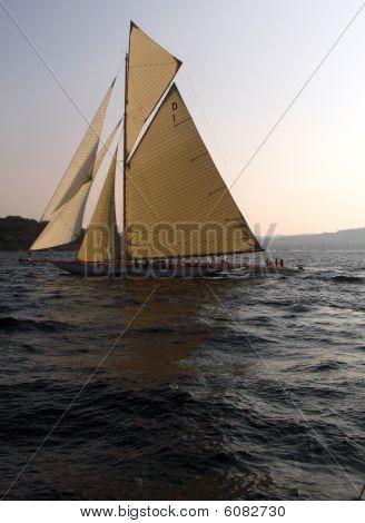 Classic Sailing Yacht Tuiga Monaco