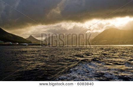 Sunny Hout Bay Cape Town