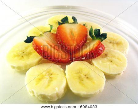 Erdbeer-Banane