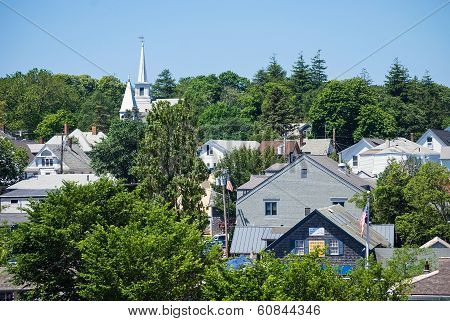 Roof Tops Martha's Vineyard
