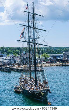 Tall Ship Martha's Vineyard
