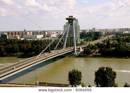 Bratislava UFO Tower Restaurant