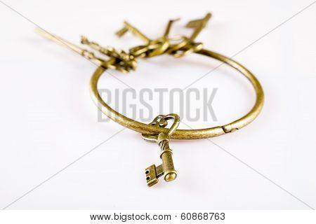 Key Closeup