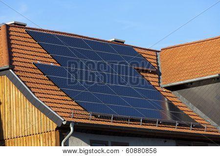 Solar Power Photovoltaic Energy Panels