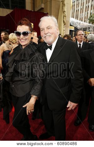 LOS ANGELES - MAR 2:  Stacy Keach at the 86th Academy Awards at Dolby Theater, Hollywood & Highland on March 2, 2014 in Los Angeles, CA