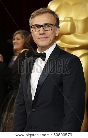 LOS ANGELES - MAR 2:  Benedit Cumberbatch at the 86th Academy Awards at Dolby Theater, Hollywood & Highland on March 2, 2014 in Los Angeles, CA