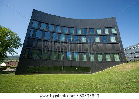 JENA, GERMANY - MAY, 08, 2011: ??ABBE Center of Photonics (ACP)??  Campus Beutenberg in Jena. Gerrmany