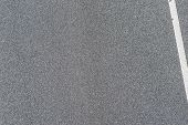 New Asphalt abstract texture background close up poster