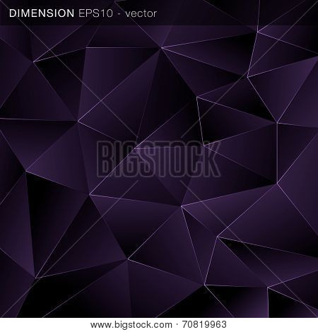 Abstract Triangle Geometrical Background