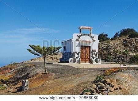 La Gomera - Ermita de Coromoto