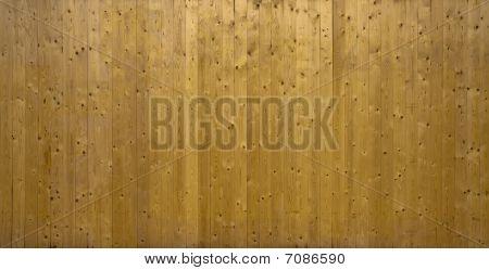 Vertical Wodden Planks