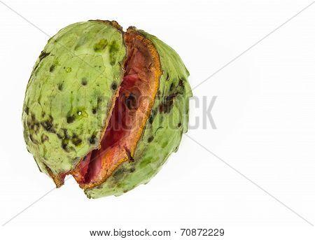 Exotic fruit annona