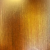 Copper Texture - grind copper background for your design. EPS10 vector. poster