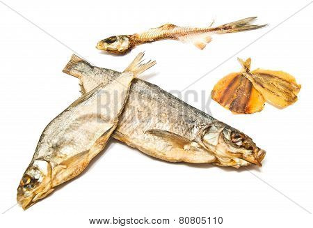 Stockfish And Skeleton