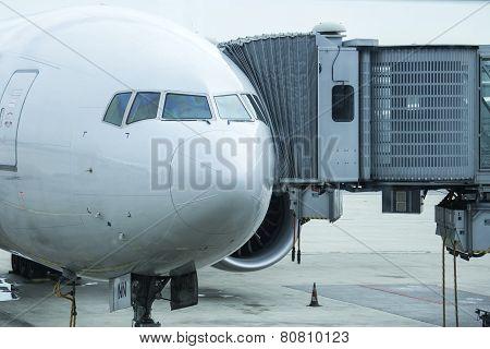Passenger Gate Way