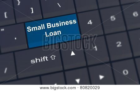 Small Business Loan Enter Key
