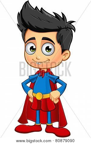 Super Boy Character