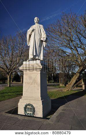 Charles Kingsley Statue