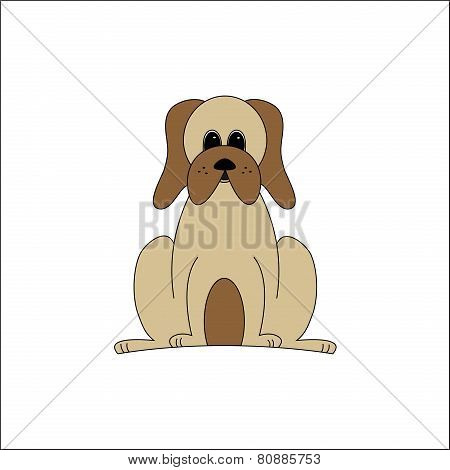 droopy dog vector