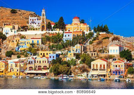 Stunning Greek Island