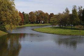 Tervuren Park Lake