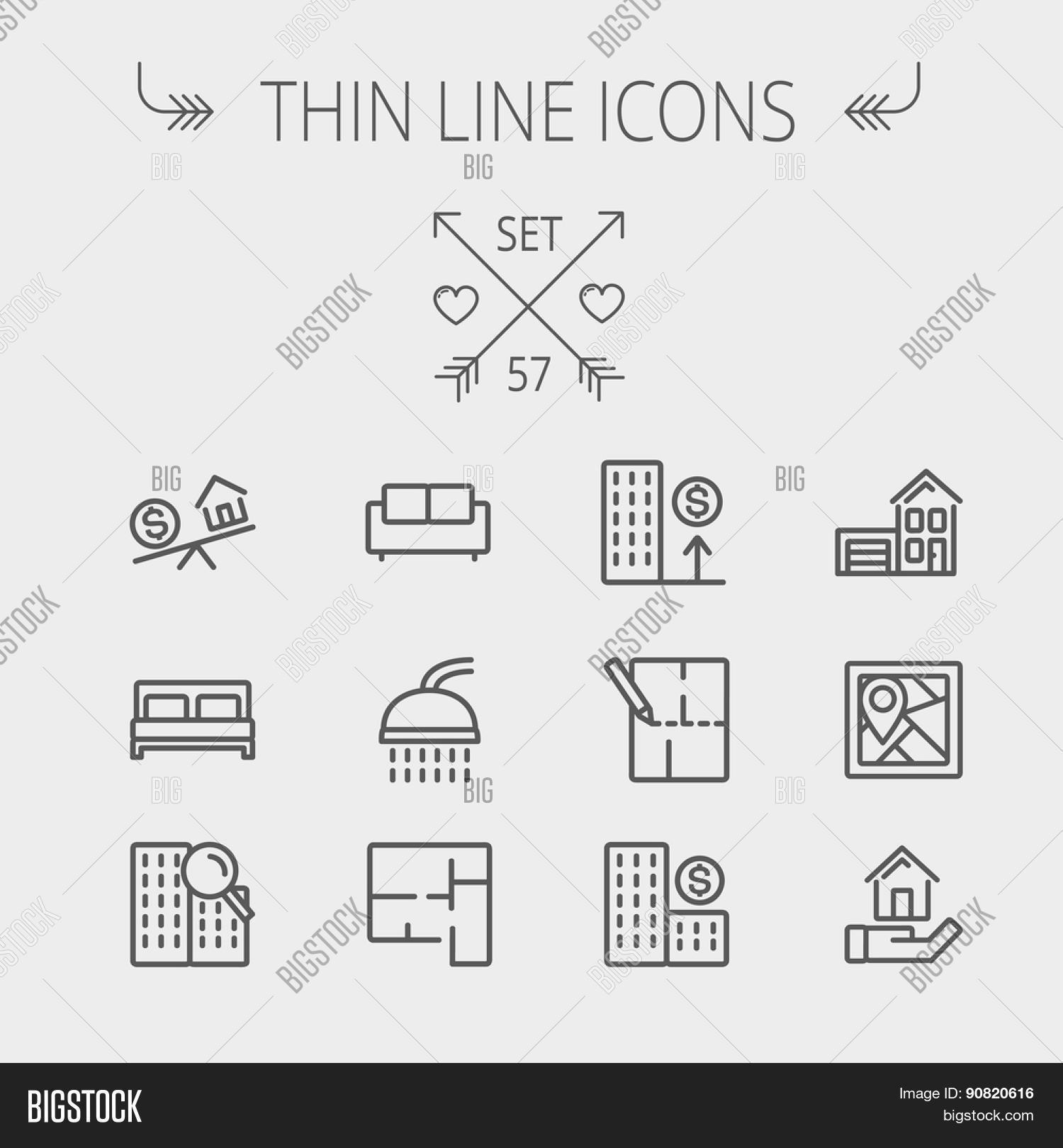Real Estate Thin Line Vector & Photo (Free Trial) | Bigstock on bed lifters, bed texture, bed desktop, bed seat cushion, bed on beach, bed bolsters, bed people, bed queen, bed on stilts, bed cooler, bed bunker, bed railing, bed for disabled at home,