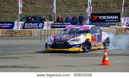 Drift racing car Rocket Bull 86