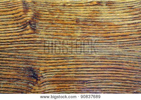 Yellow Wood Horizontal Flat Texture