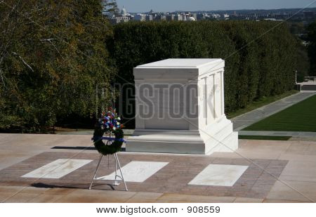 Tomb Of The Unknown Soldier Arlington Cemetery