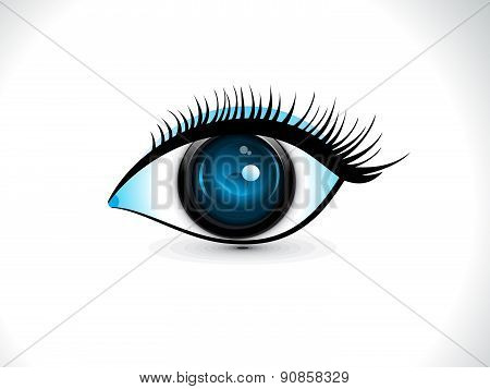 Abstract Artistic Detailed Safty Digital Eye