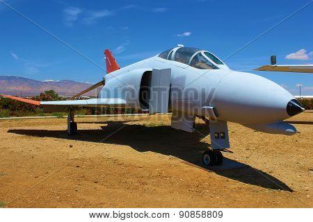 Fighter Jet Boneyard