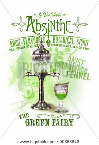 Absinthe NOLA Collection