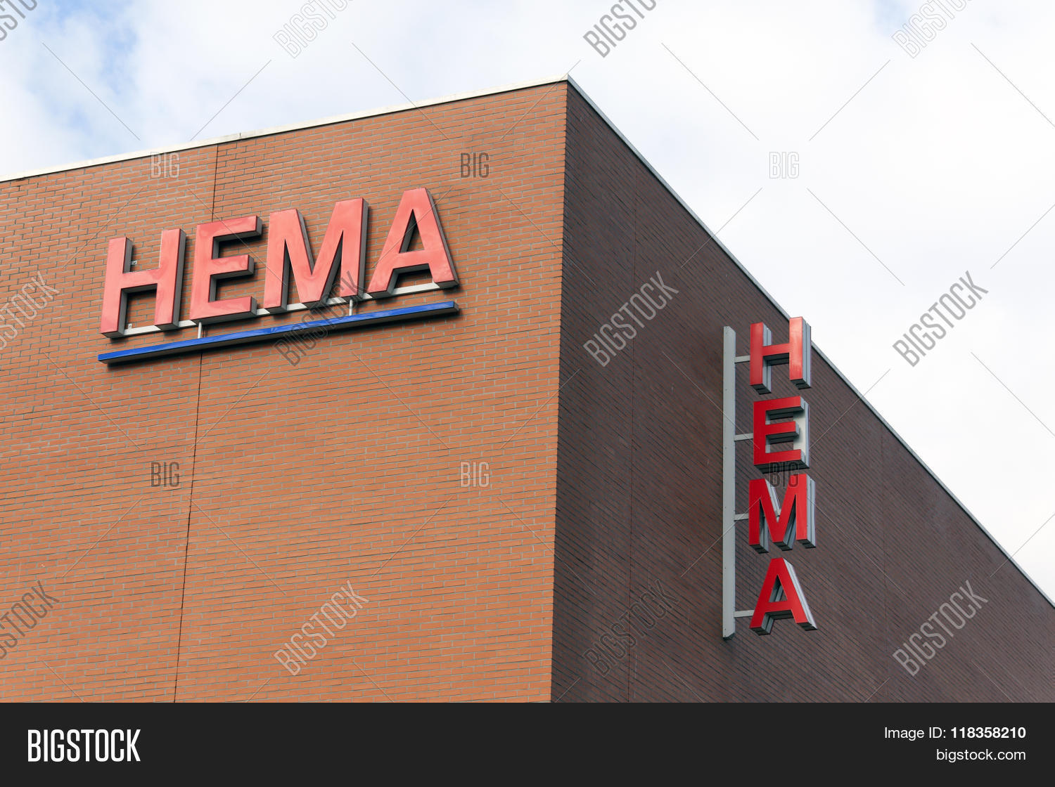 Hema Letters On Wall Image & Photo (Free Trial)   Bigstock