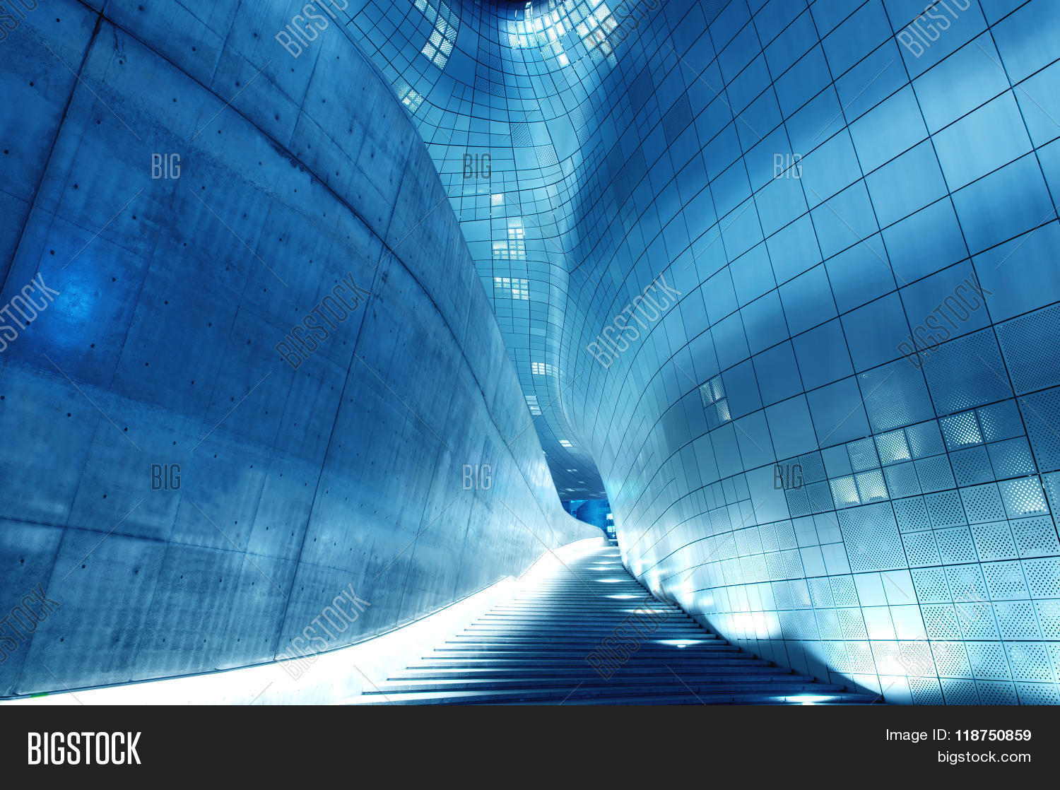 Dongdaemun Design Image Photo Free Trial Bigstock