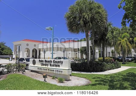 Glades Road Boca Raton Library